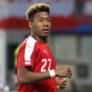 David Alaba Fußballschuhe