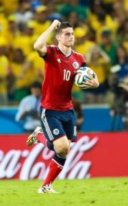 James Rodriguez Fußballschuhe
