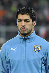 Luis Suarez Fußballschuhe