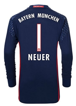 Manuel Neuer Trikot 2016/2017 - 1